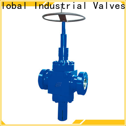 Top industrial valves china factory for wellhead control
