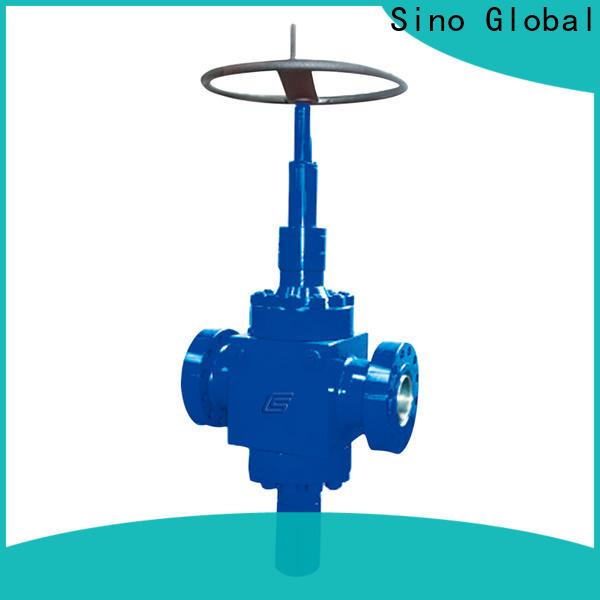 Sino Global wellhead valves company for valves