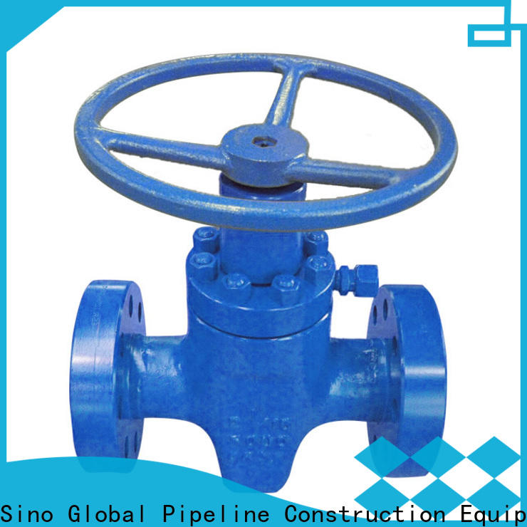 Sino Global Wholesale hydraulic actuated gate valve Suppliers for drilling manifolds