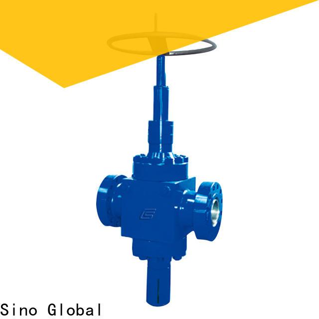 Sino Global wellhead equipment manufacturers Supply for wellhead control