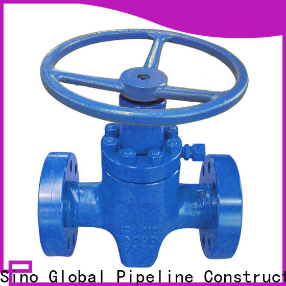 Top through conduit gate valve manufacturers Supply for severe service