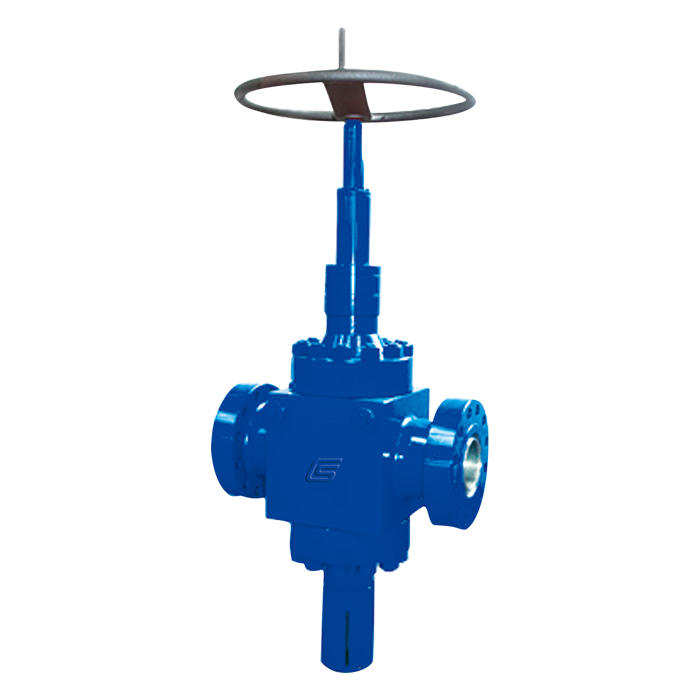 Ball Screwed Operated Gate Valve