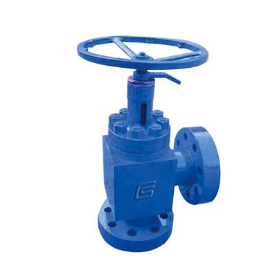 H2 adjustable choke valve factory price