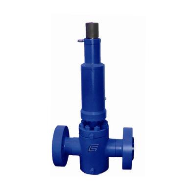Hydraulic safety valve