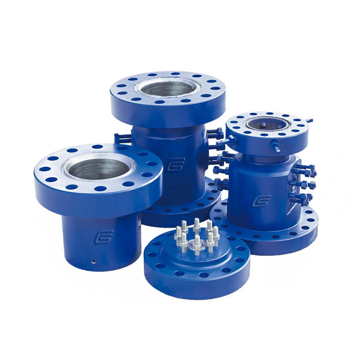 high pressure gate valve & casing hanger