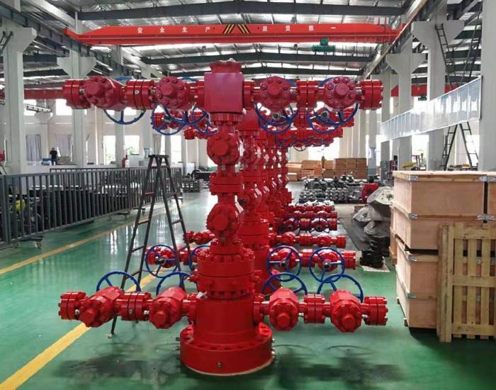 product-Xmas treewellhead christmas tree suppliers-Sino Valves-img-1