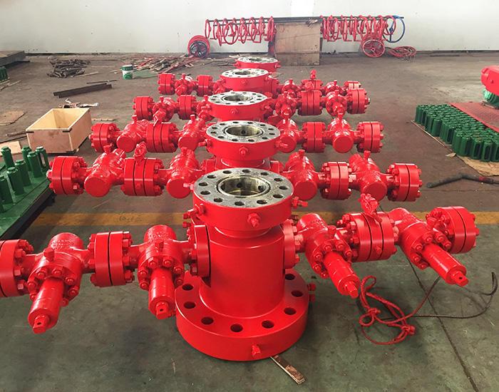 product-Sino Valves-Xmas treewellhead christmas tree suppliers-img