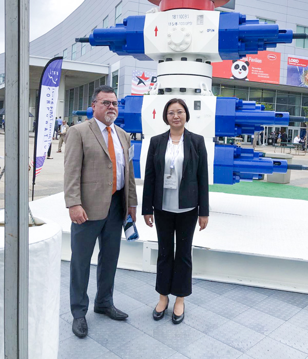 news-2019 OTC in Houston and Meet old friends at OTC-Sino Global-img-1