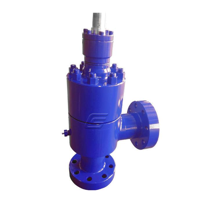 hydraulic operated gate valve & choke valve