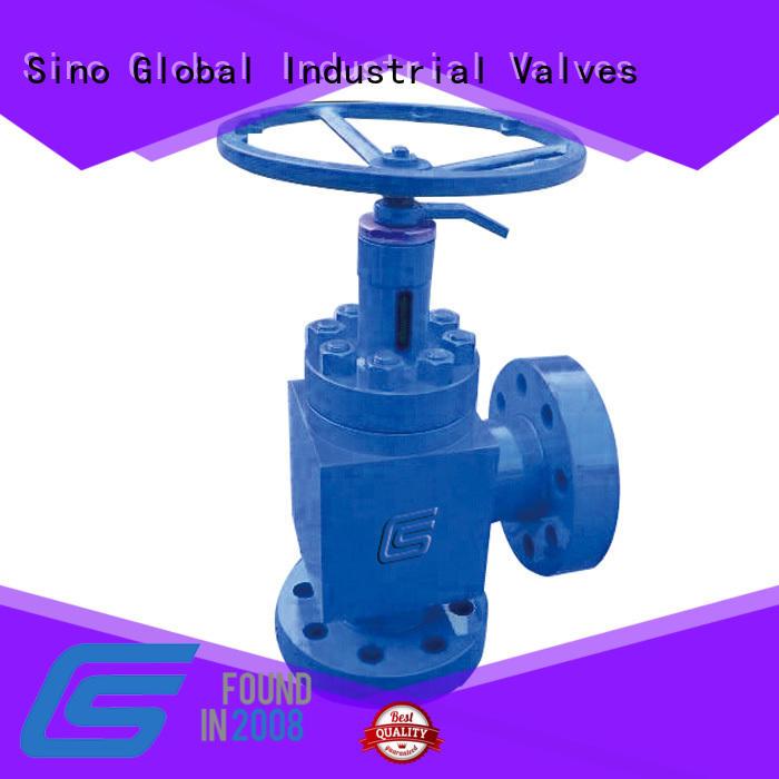 Latest wellhead choke valve manufacturers for business for wellhead equipment