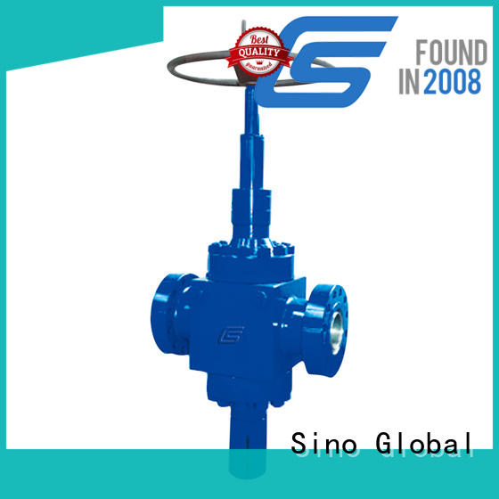 Sino Global wellhead equipment manufacturers Supply for valves