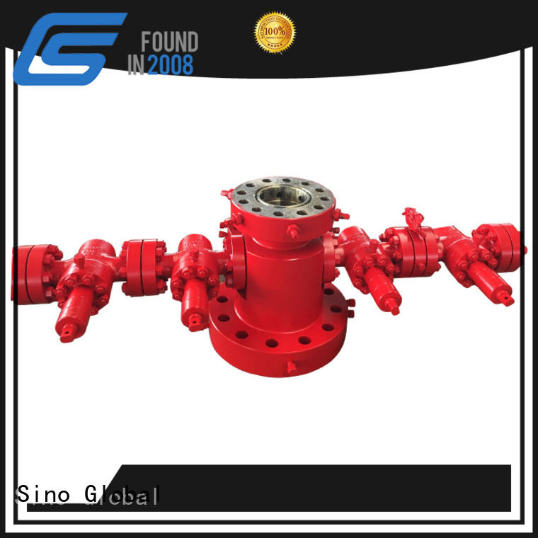 Sino Global Custom industrial valves &Parts factory for intermediate depth well and common well