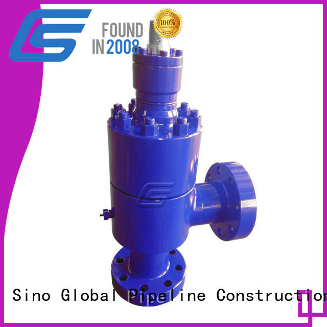 Sino Global positive choke valve factory for Control