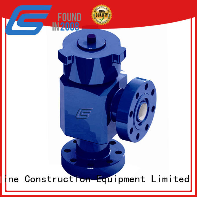 Sino Global New hydraulic choke valve factory for high pressure pipeline