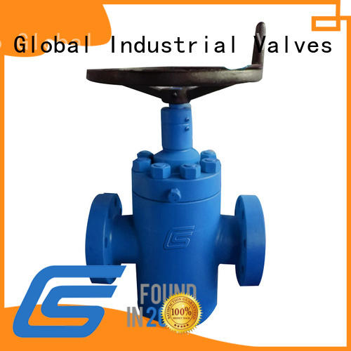 Sino Global flexible wedge gate valve manufacturers factory for drilling manifolds