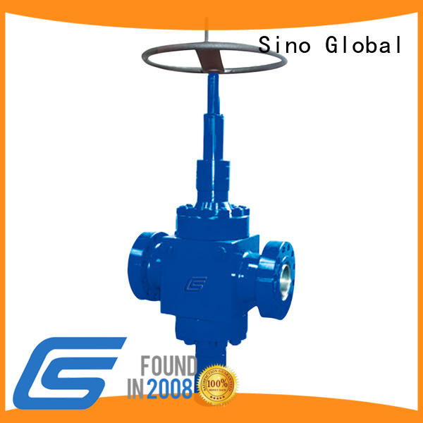Sino Global Custom wellhead valves for business for wellhead control