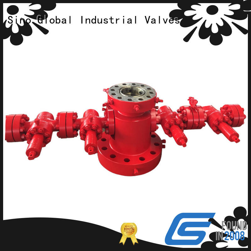 Sino Global High-quality API casing head spool factory for connecting casings and wellheads