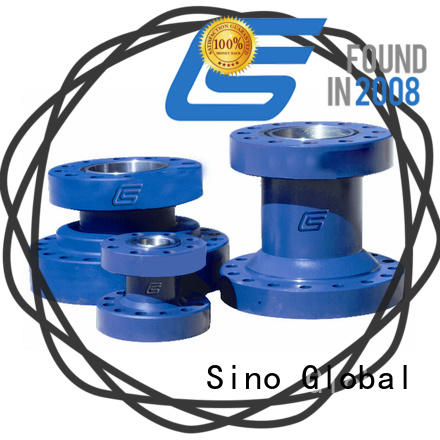 Sino Global Best wellhead service companies Supply for connecting casings and wellheads