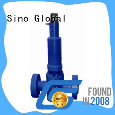 Sino Global Wellhead control panel Supply for Hydraulic Source Pipeline Gas