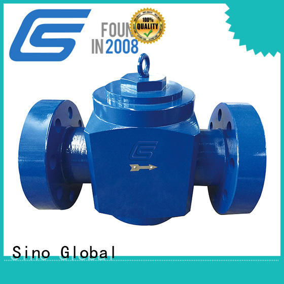Sino Global piston lift check valve Suppliers for wellhead equipment