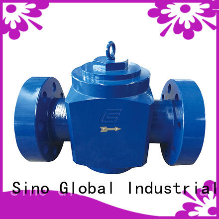 Sino Global Custom check valve suppliers company for wellhead equipment