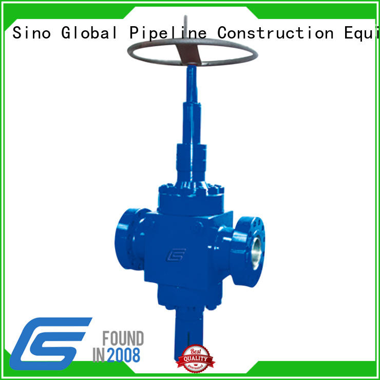 Sino Global industrial valves china company for wellhead control