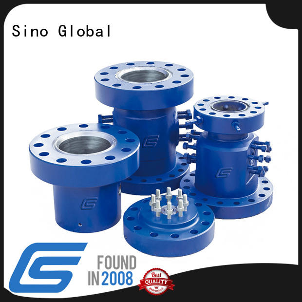 Sino Global Best wellhead tubing hanger Supply for connecting casings