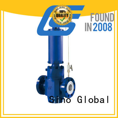 Sino Global surface safety valve company for Pipeline Light Oil